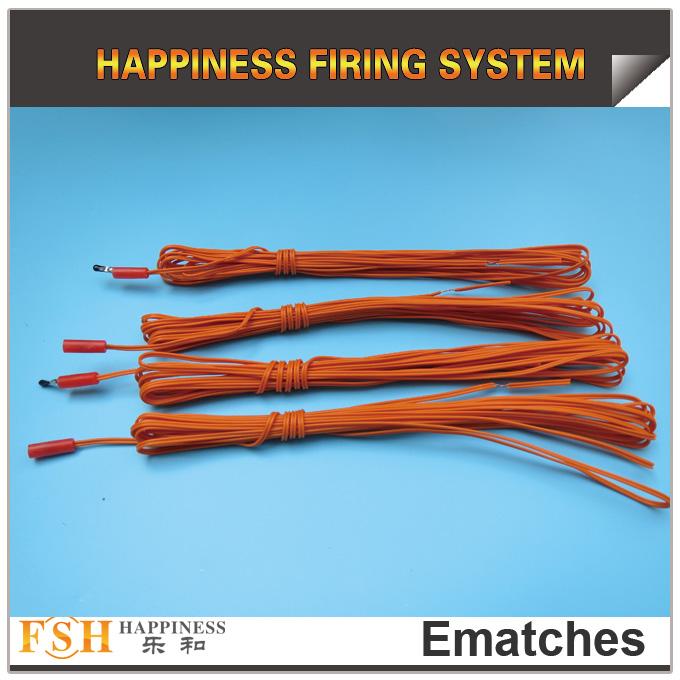 5M fireworks igniter ematches for fast fuse ,0.45MM wire, best quality